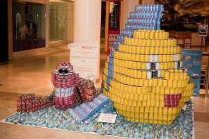Disney Canstruction Team3